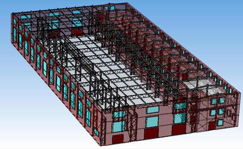 КОМПАС. Библиотека проектирования металлоконструкций: КМ